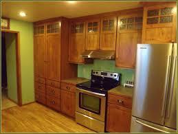 mahogany wood black yardley door mission style kitchen cabinets