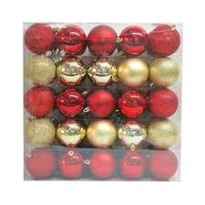 40ct fashion gold shatterproof ornament set wondershop