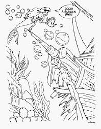 the little mermaid coloring pages princess coloring pages 15