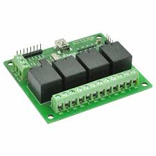 4 channel usb relay module with gpio and analog inputs numato lab
