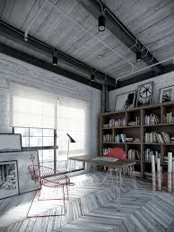 accessories furniture fabulous modern industrial home office