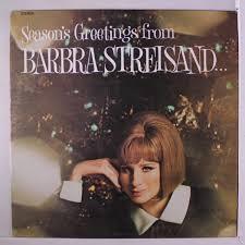 barbra streisand seasons greetings from records lps vinyl and