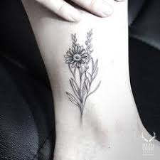 25 trending daisy flower tattoos ideas on pinterest name flower