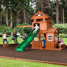 entertainment kids backyard play garden series children mini