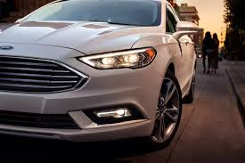 picture ford fusion 2017 ford fusion sedan striking design features ford com