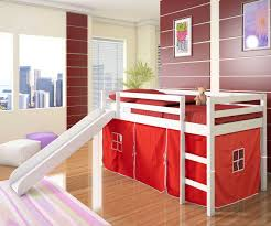 Steel Double Deck Bed Designs Bedroom Modern Kids Bunk Bed With Slide And Stairs
