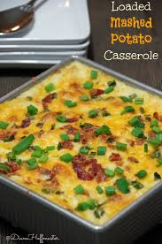 loaded mashed potato casserole recipe suburbia unwrapped