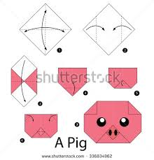 Step By Step Origami For - how to make a origami step by step step step how make