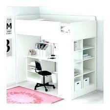 lit surélevé avec bureau lit mezzanine avec bureau ikea 1 place best moove atlas with 2