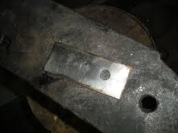 reparation de siege auto réparation de la fixation de siège la citroen saxo vts