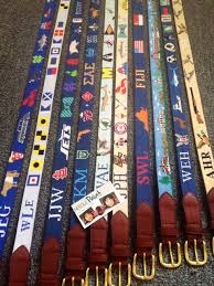 custom needlepoint belts needlepoint kits and canvas designs