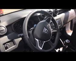 renault duster 2018 2018 dacia duster with radio 2 din dashboard indian autos blog