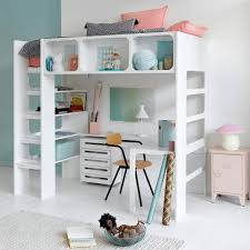 chambre mezzanine fille lit mezzanine duplex am pm la redoute decor ideas