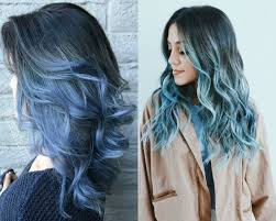 Soft Blue Color Sea And Sky Blue Hair Color 2017 You Will Adore Pretty