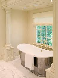clawfoot tub bathroom designs clawfoot tub designs pictures ideas tips from hgtv hgtv