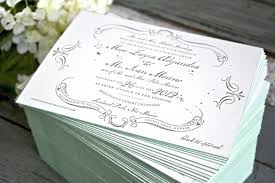 wedding invitations ebay wedding invitations vintage style from vintage style wedding