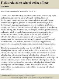 cover letter police resume