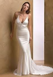 silk wedding dresses a 1940s inspired silk wedding dress for a relaxed and