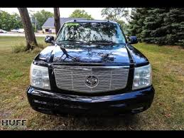 cadillac 2004 escalade used 2004 cadillac escalade for sale jackson mi