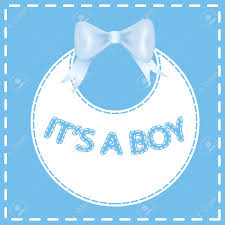 Baby Shower Invitation Cards Baby Shower Invitation Card It S A Boy Royalty Free Cliparts