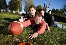 Kids Playing Backyard Football Thanksgiving Backyard Football Bootsforcheaper Com