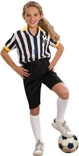Referee Halloween Costumes Women Referee Halloween Costume Large Women Fantasy Role Play