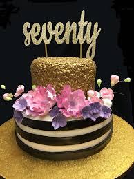 70th birthday cakes seventy birthday cake topper 70th cake topper 70 birthday