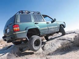 94 jeep grand 1994 jeep grand suspension system upgrade 4 wheel drive