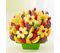 fruit flower bouquets fresh fruit bouquets flowers in mount morris mi june s floral