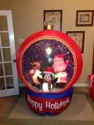 Cheap Blow Up Christmas Decorations by Inflatable Christmas Ornaments Foter