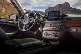 2017 Mercedes Gls Class First Drive Photo U0026 Image Gallery