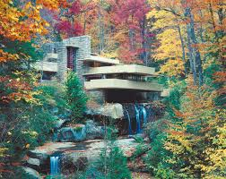 frank lloyd wright waterfall frank lloyd wright s fallingwater keepsake or liability archdaily