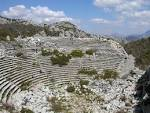 Antalya, Turkey, Termessos theater