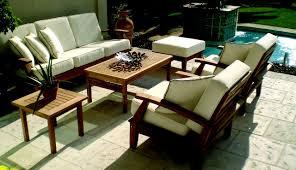 Teakwood Patio Furniture Furniture Modern Outdoor Teak Wood Furniture For Seating Sets