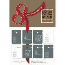 8 edle weihnachts geschenkanhänger mit kerze oder weihnachtsbaum