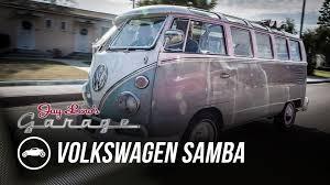 volkswagen classic van wallpaper gabriel iglesias u0027 1966 volkswagen samba jay leno u0027s garage youtube