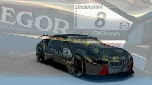 modified bmw i8 tuned up bmw i8 2012 dynamics for t coronel 3d cg animation