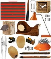 Office Desk Items 100 Office Accessories Design Sponge
