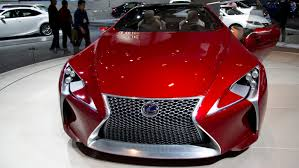 lexus lf lc red 6 must see cars 2013 l a auto show u2013 llero