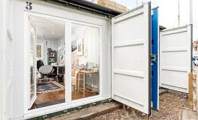 cargotek taps shipping containers for affordable uk homes and