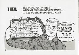 Dma Map Hey Kids Let U0027s Order A Map Northing U0026 Easting
