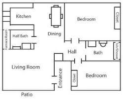 single level floor plans floor plans