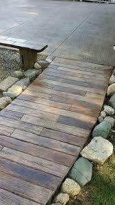 Stain Concrete Patio Yourself These Highly Versatile Molded Concrete Pavers Are The Sustainable