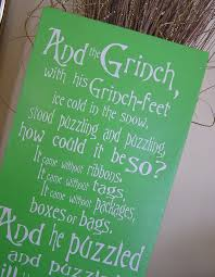 Grinch Christmas Decorations Sale 116 Best Mr Grinch Images On Pinterest The Grinch Dr Seuss