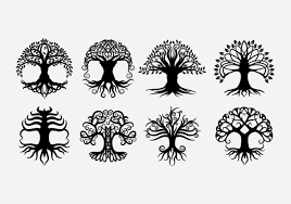 celtic tree vectors free vector stock graphics images