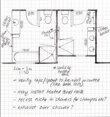 Vastu Floor Plan by Bathroom Floor Plans Walk In Shower Master Bedroom And Ideas Small