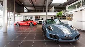 porsche showroom sime darby auto performance opens porsche centre penang u2013 includes