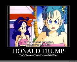 donald trump anime meme com