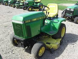 john deere 322 garden tractor john deere 300 series garden