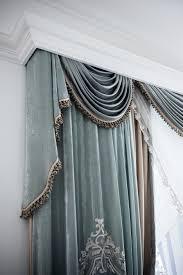 Swag Curtains For Living Room Wayfair Valances Modern Valances For Dining Room Curtain With